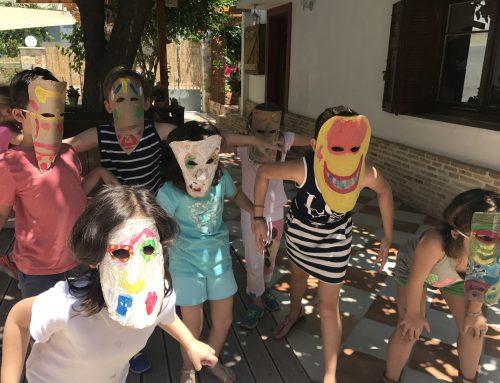 Eκδηλώσεις (παιδικά πάρτυ) για παιδιά 4-12 ετών